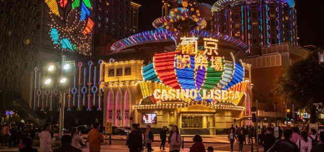 Global job losses in casinos